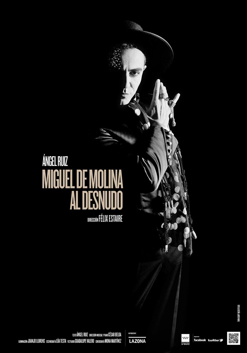Miguel de Molina, unmasked