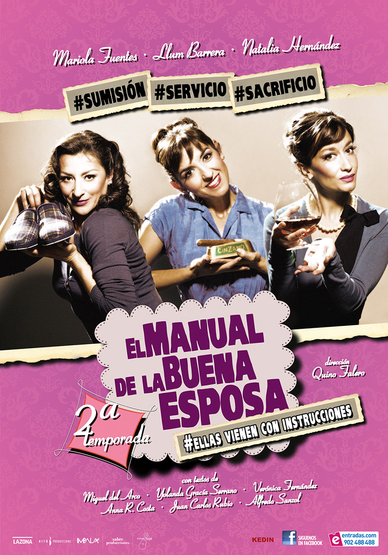 El manual de la buena esposa