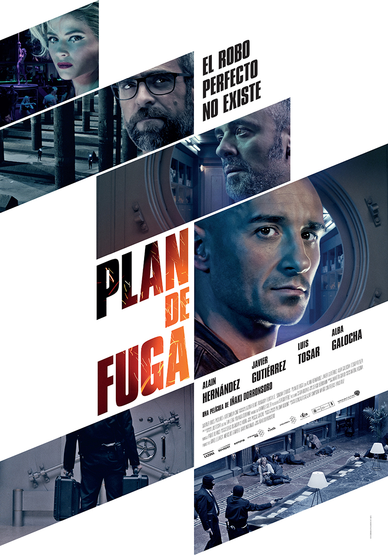 Plan de fuga (28 de abril de 2017 en cines)