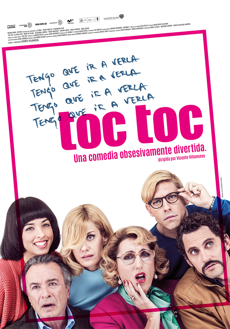 TOC TOC (Available on DVD and Blu-Ray)