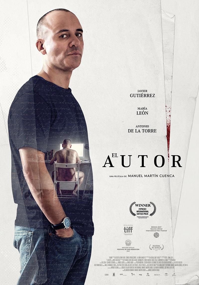 El autor (Ya disponible en DVD y Blu-Ray)